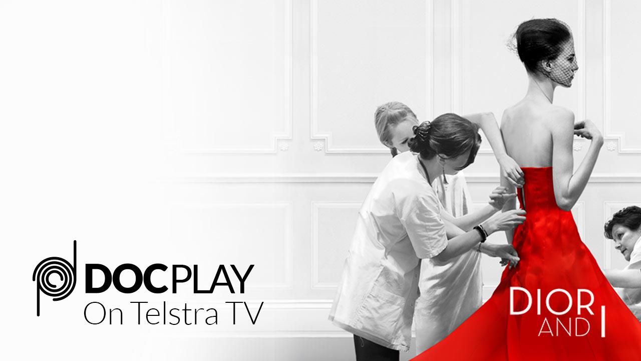 DocPlay offer for Telstra TV users